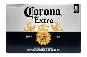 Corona Extra Beer 18 x 330ml for £11.99 Lidl (Blandford Forum)