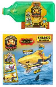 Treasure X Sunken Gold Sharks Treasure Now £14.99 Free click & collect @ Smyths Toys