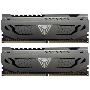 Patriot Viper Steel 16GB (2x8GB) DDR4 3600MHz Memory Kit £73.69 delivered at Overclockers