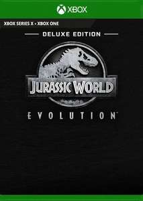 Jurassic World Evolution Deluxe Bundle Inc Base Game & Deluxe Pack [Xbox] - £10.49 @ CDKeys