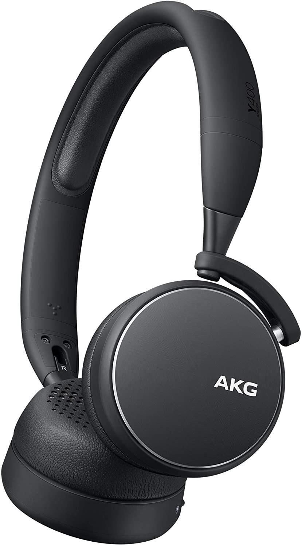 AKG Y400 On-Ear Wireless Headphones - Black £79.99 (Free Collection) @ Argos