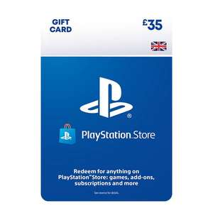 £35 PlayStation Network Wallet Top Up £30.85 @ shopto.net