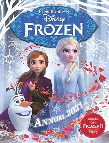 Disney Frozen Annual 2021 £1.52/Disney Princess £1.49/ Christmas annual £1.98(+£2.99 non-prime) @ Amazon (others see below)