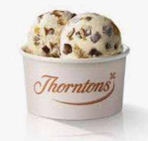 3.5ltrs of Thorntons Ice Cream - £2 Instore at Jack Fultons (Huddersfield)