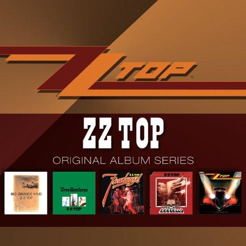 ZZ TOP Original Album Series 5 Classics CD £6.58 (+£2.99 non-prime) @ Amazon