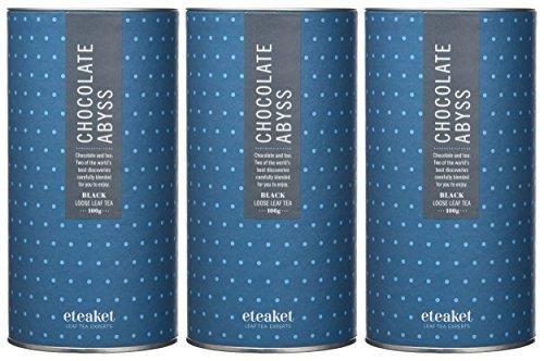Eteaket Chocolate Abyss Tea 100 g (Pack of 3, 300g) - £7.73 (+£4.49 Non-Prime) @ Amazon