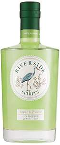 Riverside Spirits Apple Blossom Shimmer Gin Liqueur, 70cl - £14.46 (+ £4.99 Non Prime) @ Amazon