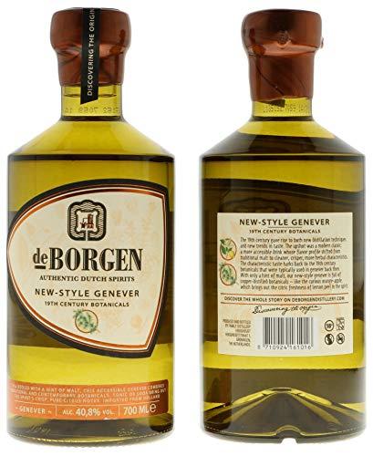 De Borgen Holland Gin, 70cl - £19.67 (+ £4.99 Non Prime) @ Amazon