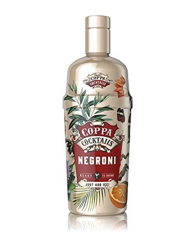 Coppa Cocktails Premixed Negroni, 70cl - £8.50 (+ £4.99 Non Prime) @ Amazon