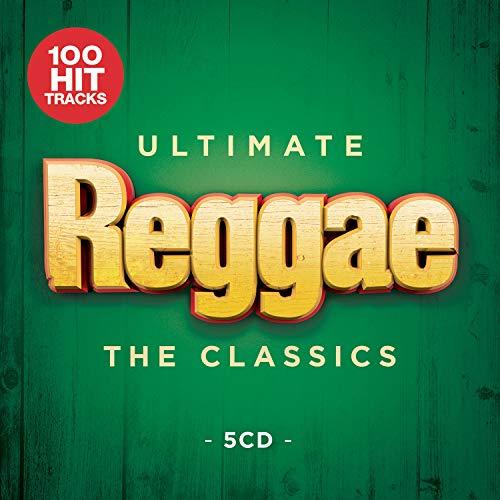 Ultimate Reggae The Classics 5CD Boxset £1.33 (+£4.49 Non-Prime) @ Amazon