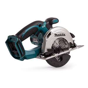 Makita DSS501Z LXT Cordless Circular Saw Body Only with TCT Blade, 18 V, 136mm - £80.27 @ Amazon