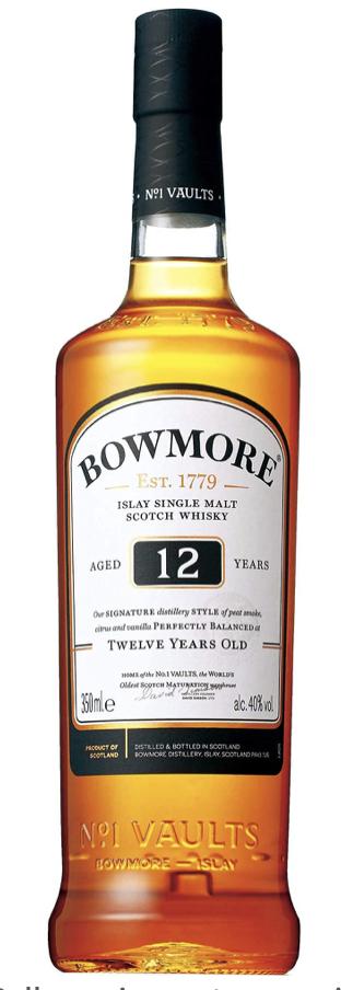 Bowmore 12 year old - £21.60 @ Amazon