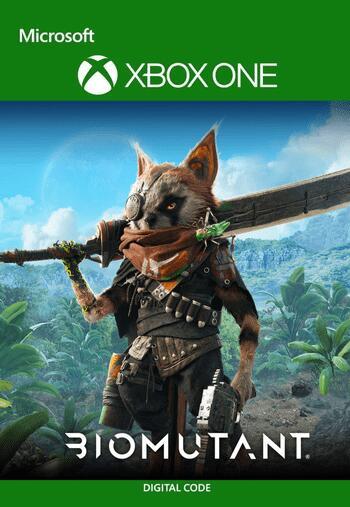 Biomutant [Xbox One / Series X/S - Argentina via VPN] - £20.60 using code @ Eneba / Magic Codes