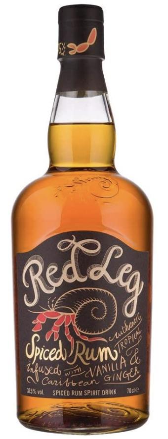 Red Leg Spiced Rum - £10.06 (+£4.49 Non-Prime) @ Amazon