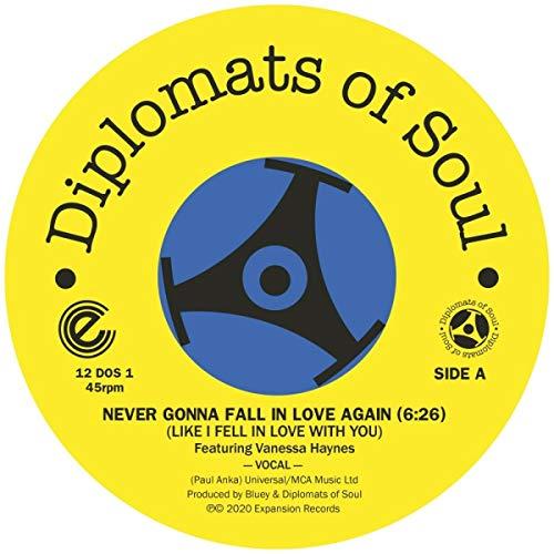 "Diplomats of Soul 12"" Vinyl - £4.47 (+£4.49 Non-Prime) @ Amazon"