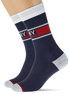 Tommy Hilfiger Socks (Pack of 2), size 3-5 - £5.97 (+£4.49 Non-Prime) @ Amazon