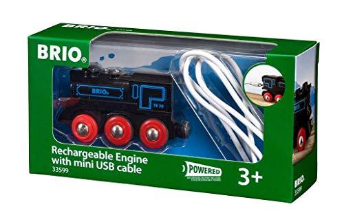 BRIO World Rechargeable Engine with Mini USB Cable - £10.39 (+£4.49 Non-Prime) @ Amazon