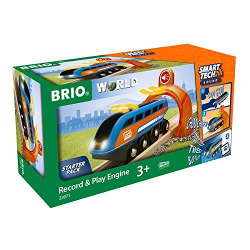Brio 33971 Record & Play Engine - £14.66 (+£4.49 Non-Prime) @ Amazon