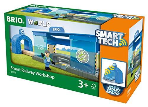 BRIO World Smart Tech Workshop - £10.03 (+£4.49 Non-Prime) @ Amazon