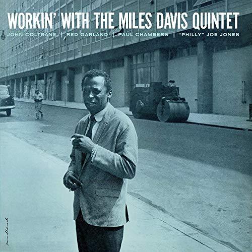 Workin' With The Miles Davis Quintet (Blue Vinyl) [VINYL] £10.88 Prime at Amazon (+£2.99 non Prime)