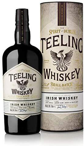 Teeling Small Batch Blended Irish Whiskey, 70cl £24.70 at Amazon