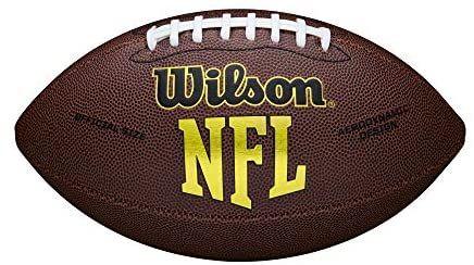 Wilson NFL Football Size Junior - £5.98 (+£4.49 non prime) @ Amazon