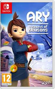 Ary and the Secret of Seasons (Nintendo Switch) sold by Amazon £12.99 prime (+£2.99 non Prime)