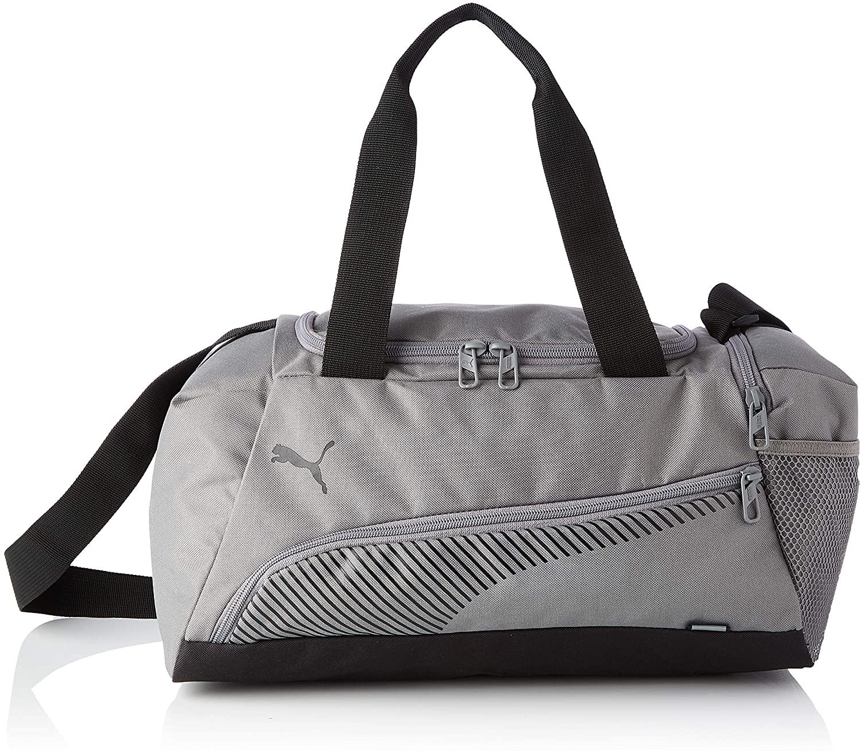 PUMA Unisex Adult Fundamentals Sports Bag XS Bag - Beetroot Purple-Steel Gray, OSFA £5.09 Prime at Amazon (+£4.99 non Prime)