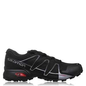 Salomon speedcriss vario 2 men's running shoes £74.99 + £4.99 delivery at Sports Direct