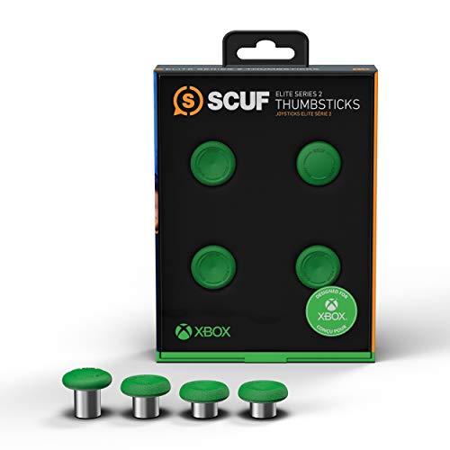 SCUF Green Thumbsticks for Xbox Elite Series 2 £9.83 (+£4.49 Non Prime) @ Amazon