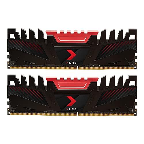 PNY 16GB (2x8GB) XLR8 Gaming DDR4 3600MHz Desktop Memory Kit – (MD16GK2D4360018XR) - £69.74 (UK Mainland) Sold by Amazon US @ Amazon