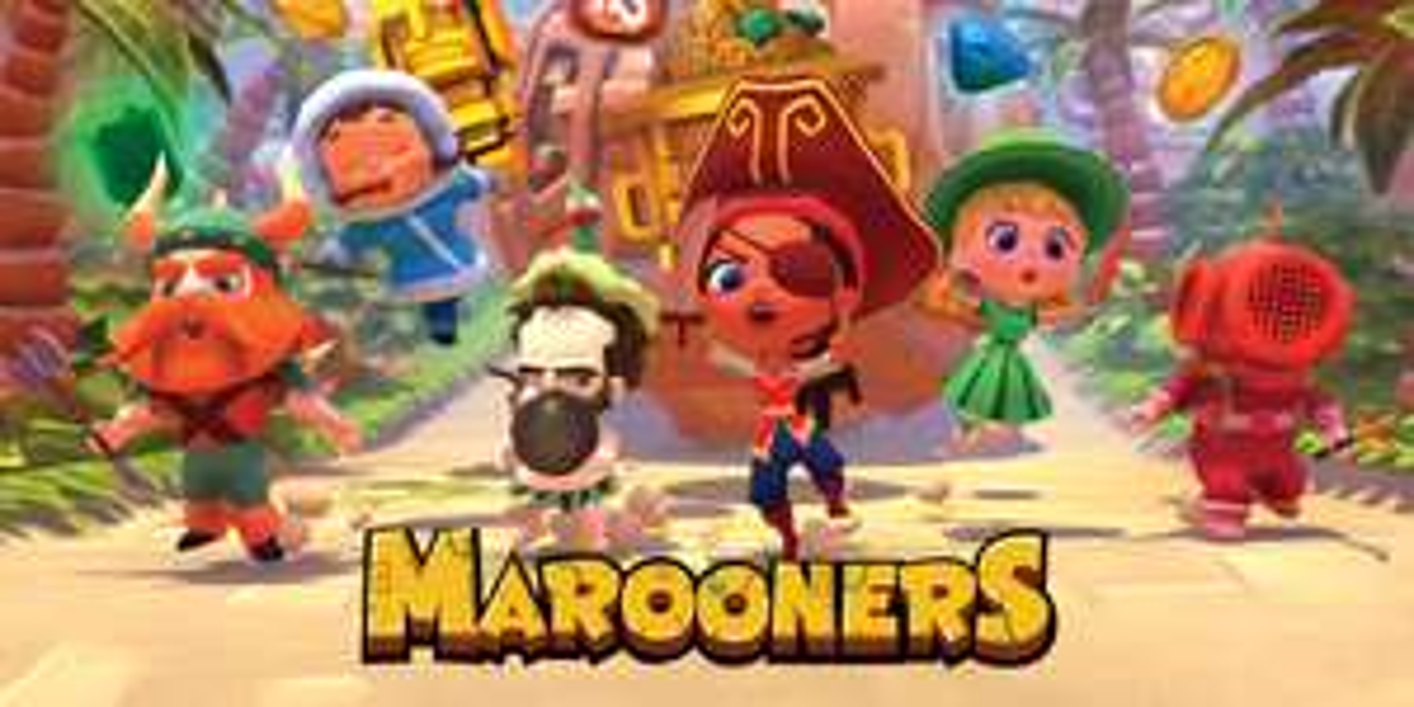Marooners (Switch) £1.44 @ Nintendo eShop