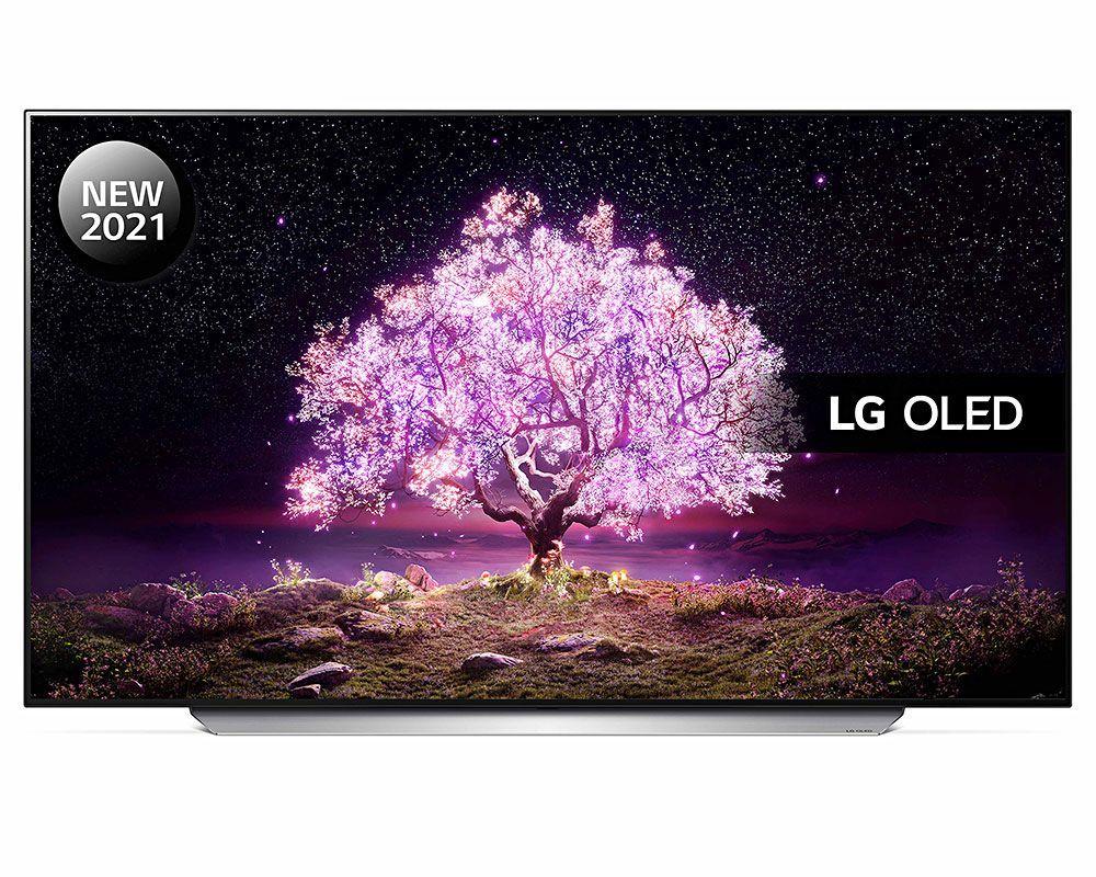 """LG C1 Series OLED55C16LA 55"""" 4K Smart UHD OLED TV & Free LG headphones £1599.99 @ Sevenoaks"""