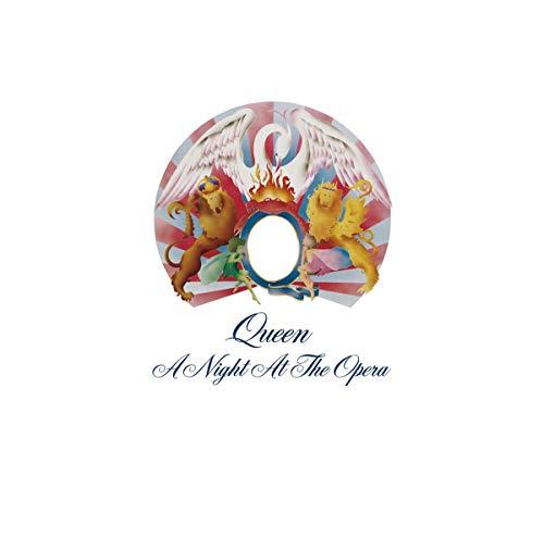 Queen - A Night at the Opera (Vinyl) £15.25 (+£2.99 Non Prime) @ Amazon