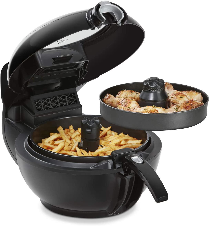 Tefal ActiFry Genius XL 2in1 YV970840 Health Air Fryer, Black, 1.7 kg, 8 Portions £199 @ Amazon
