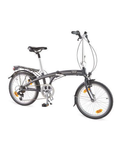 Classic Folding Bike £249.99 +£9.95 delivery @ Aldi