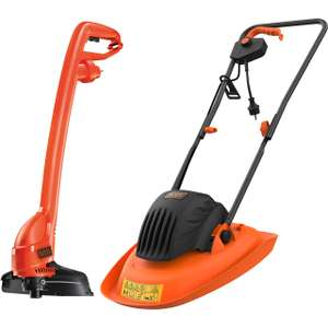 Lawnmower and strimmer package £68 (UK Mainland) @ AO