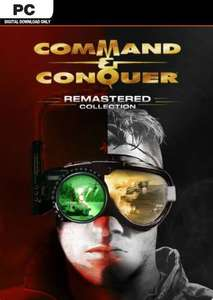 [Steam] Command & Conquer Remastered Collection (PC) - £7.59 @ CDKeys