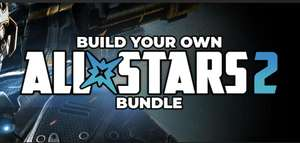 Build Your Own All Star Bundle : Sniper 2/ Dirt 4/ Narcos/ Styx/ Alien Rage + more from 89p Onwards @ Fanatical