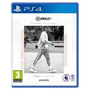 FIFA 21 Ultimate Edition PS4 - £14.99 @ Smyths