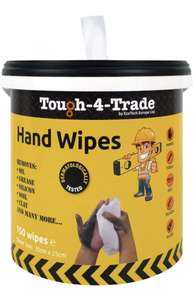 EcoTech EBMH150PK Industrial Hand Wipe (Pack of 150) £4.62 (+£4.49 Non Prime) @ Amazon
