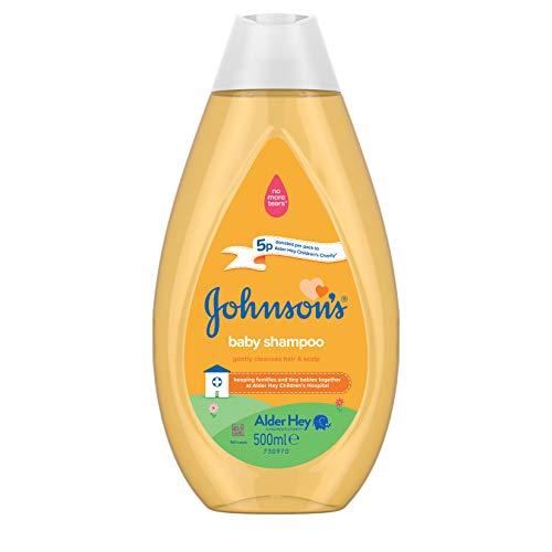 Johnson's Baby Shampoo, 500 ml £2 (+£4.49 Non Prime) @ Amazon