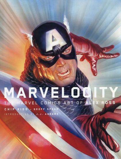 Marvelocity: The Marvel Comics Art of Alex Ross Hardcover £6.99 + £2 delivery @ Postscript Books