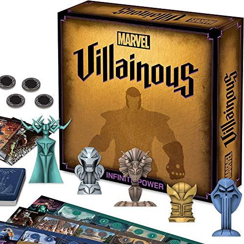 Marvel Villainous Infinite Power Strategy Board Game - £15.99 Prime / £20.48 Non Prime at Amazon