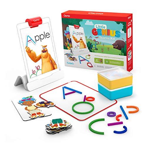 Osmo Little Genius Starter Kit for iPad4 Stem Toy £25.97 @ Amazon