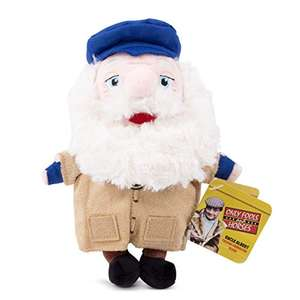 Only Fools and Horses Talking Uncle Albert Figure plush £9.18 (Prime) + £4.49 (non Prime) at Amazon