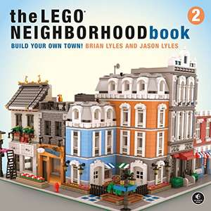 LEGO Neighborhood Book 2, The Build Your Own City! Paperback £7.72 (Prime) + £2.99 (non Prime) at Amazon