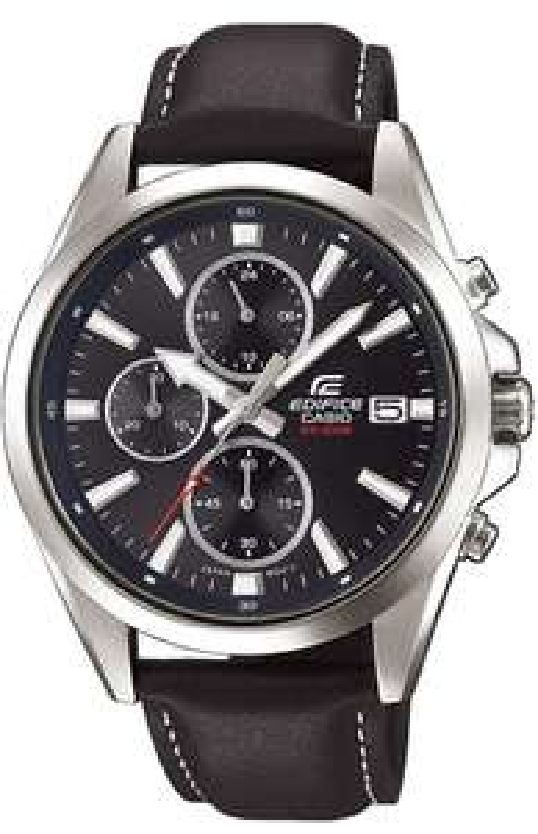 Casio Edifice Analogue Quartz Watch EFV-560L-1AVUEF - £49.31 @ Amazon