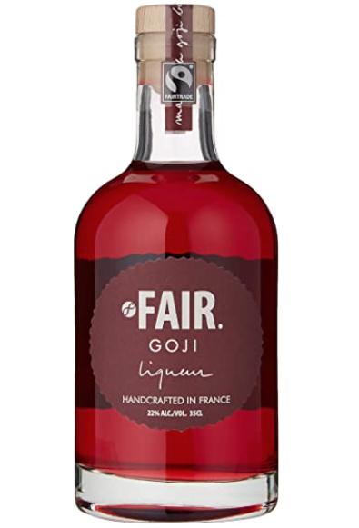 Fair Goji Berry Liqueur, 35cl £7.04 Prime (+£4.49 Non-Prime) @ Amazon