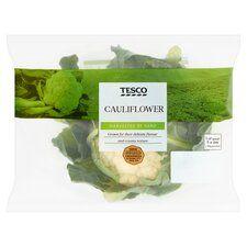 Cauliflower 49p - Clubcard Price @ Tesco